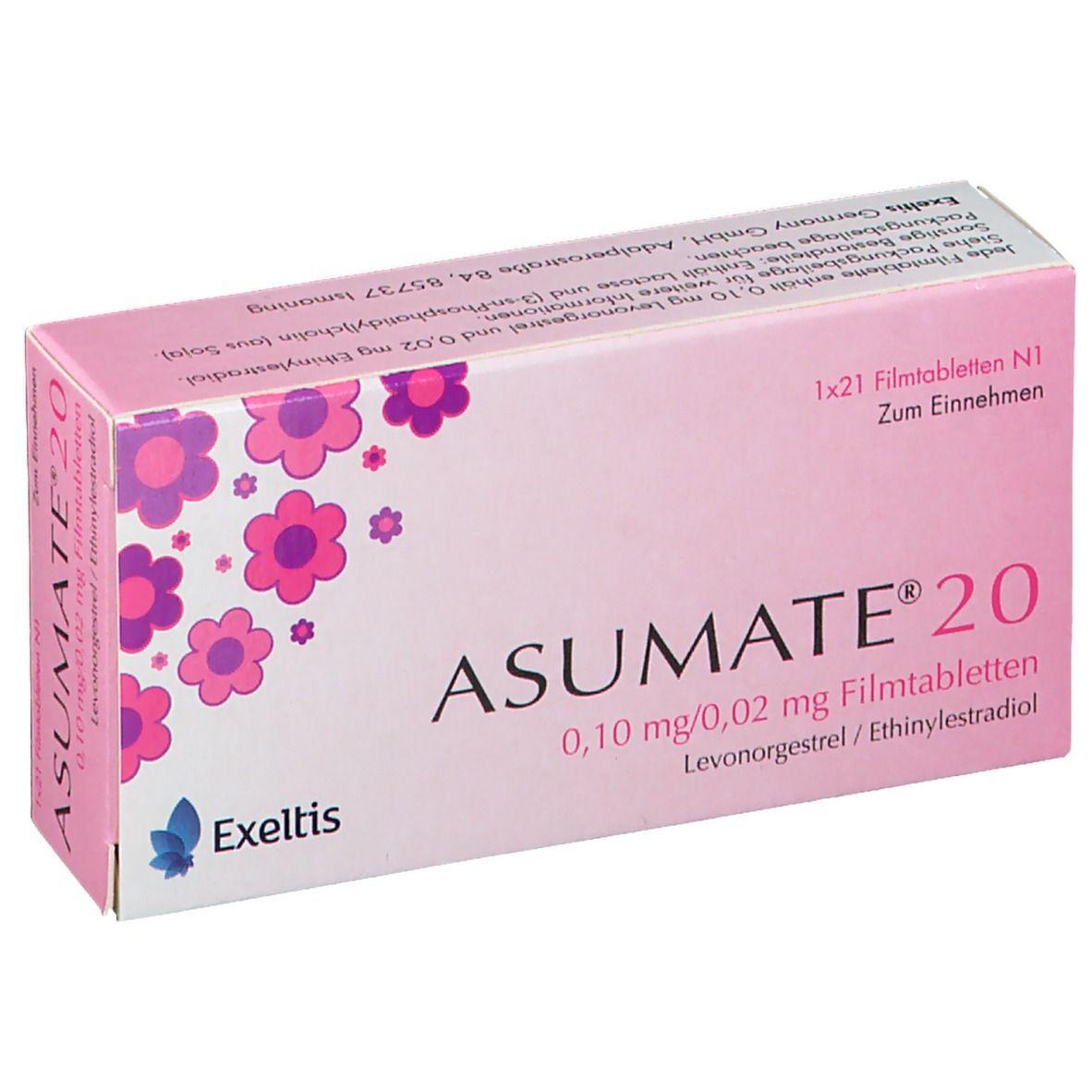 ASUMATE® 20 21 St - shop-apotheke.com