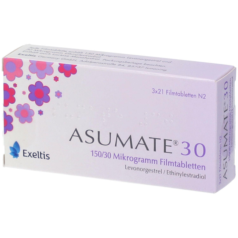 Gewichtszunahme asumate 20 Asumate 20