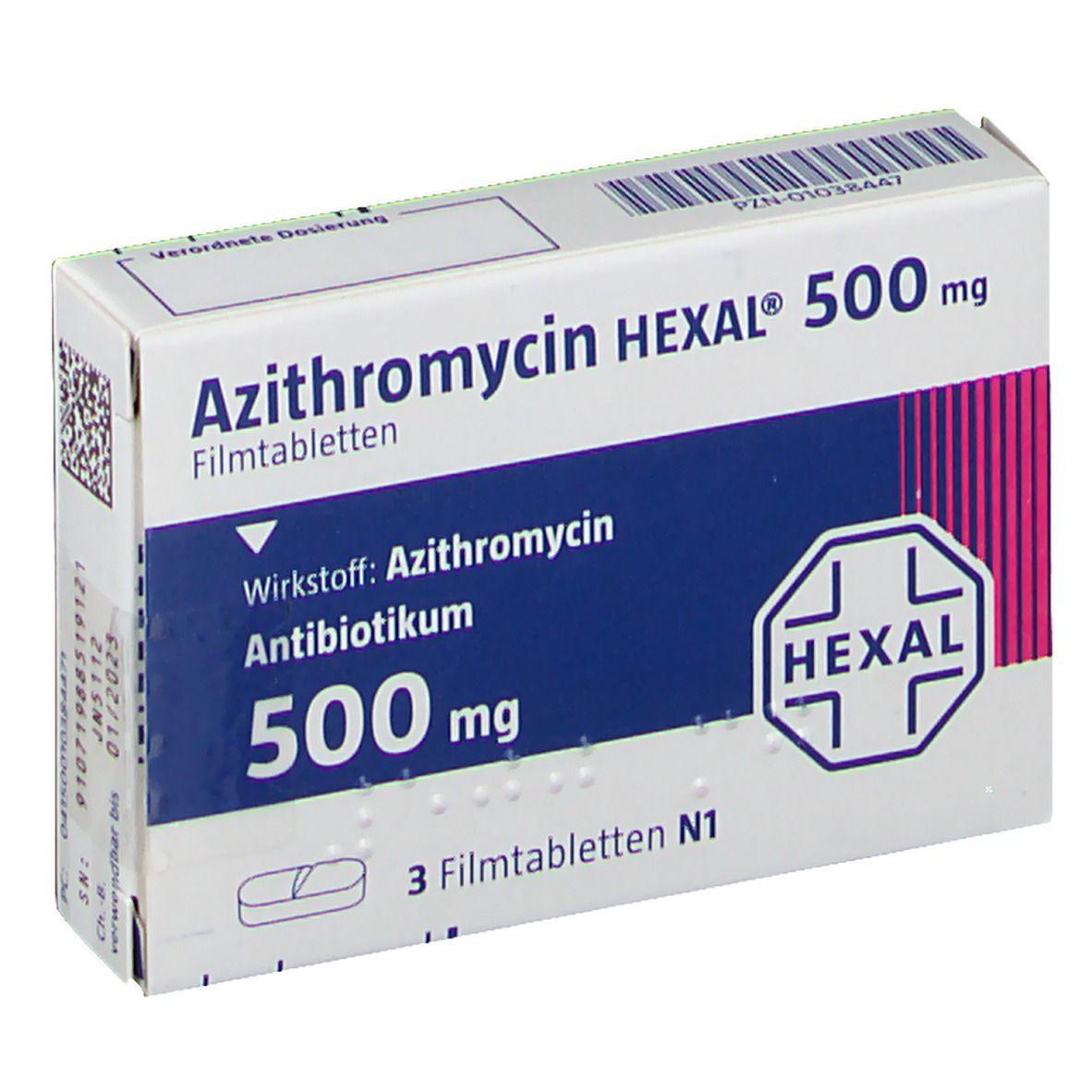 Antibiotikum mit viagra