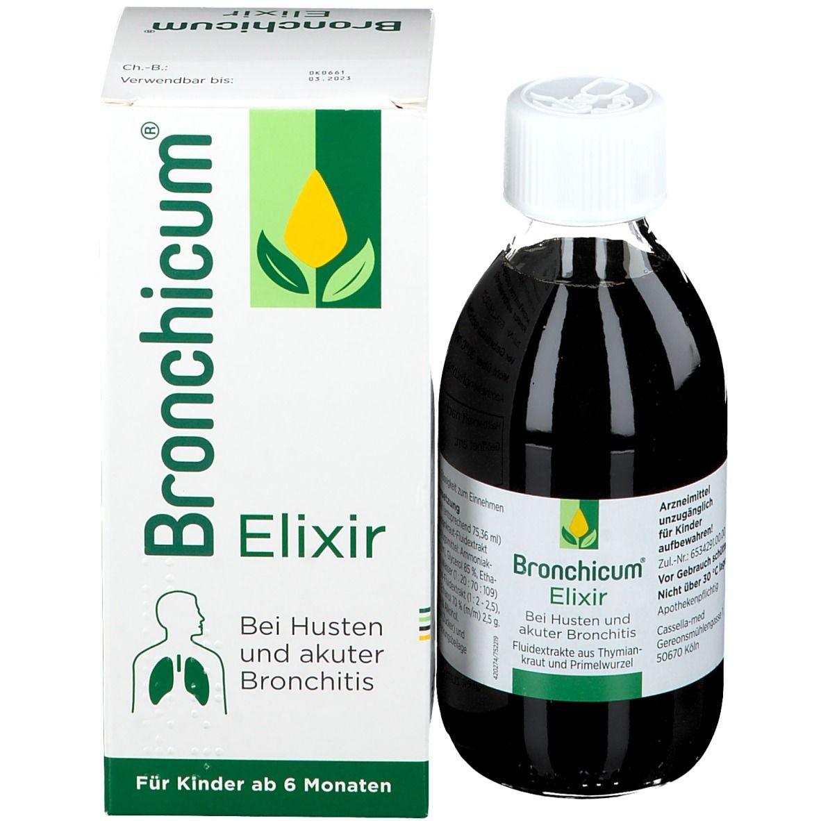 Bronchicum® Elixir 250 ml - shop-apotheke.com
