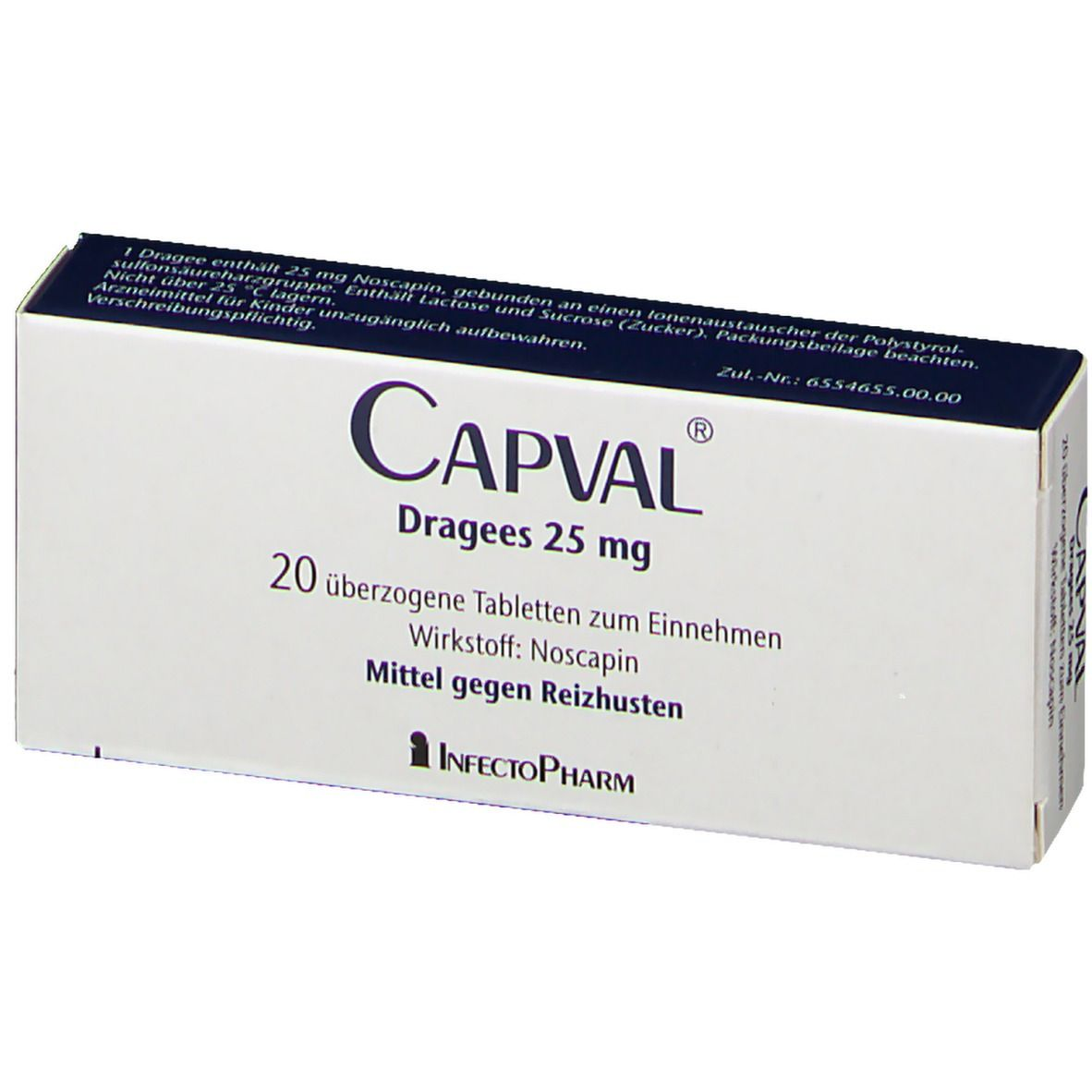 Capval® Dragees