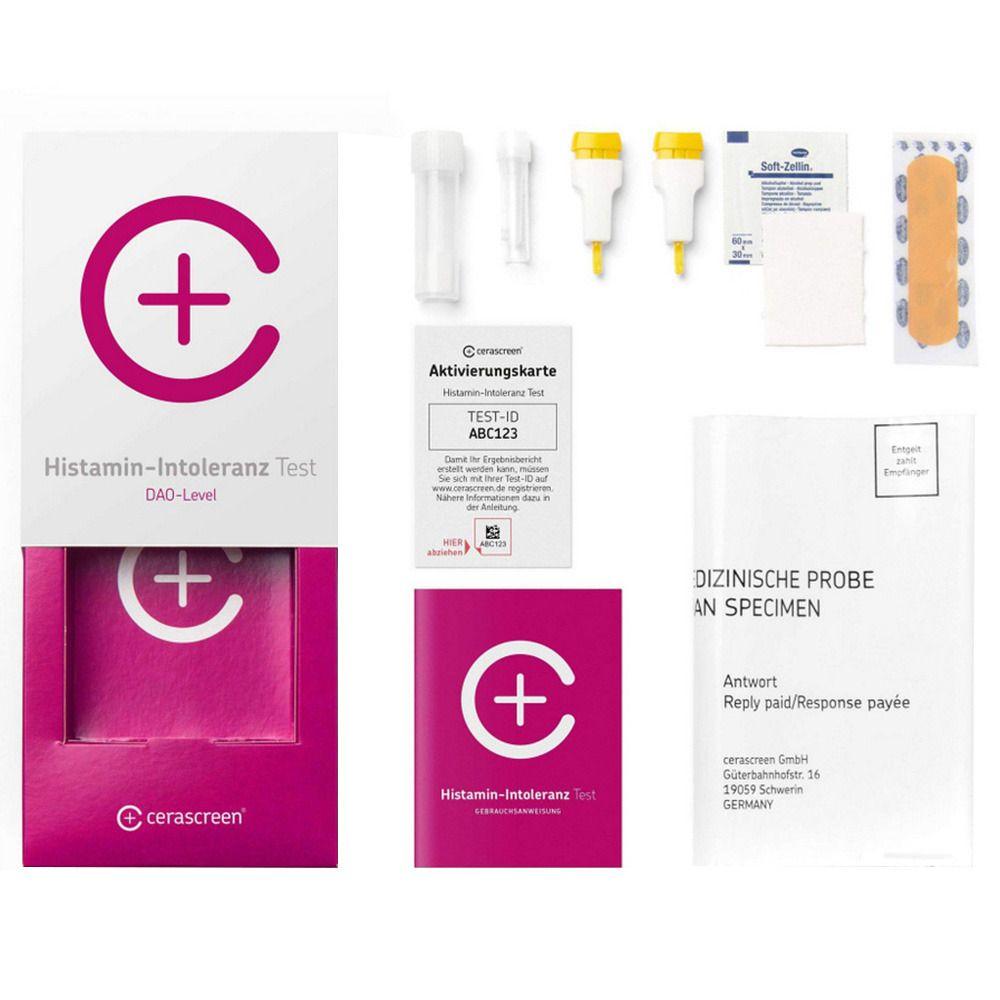 cerascreen® Histamin-Intoleranz Test