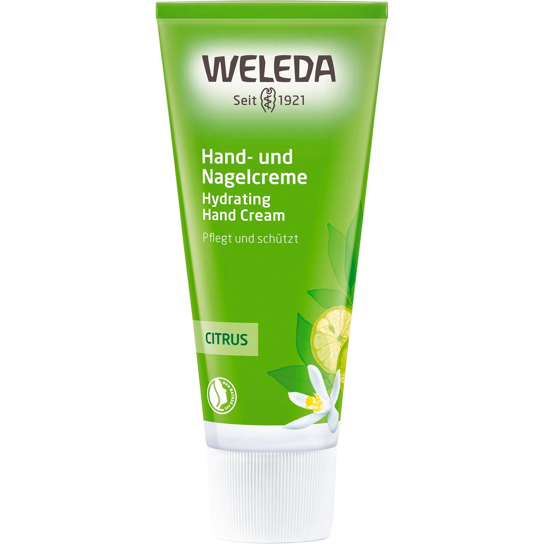 Citrus Hand- und Nagelcreme