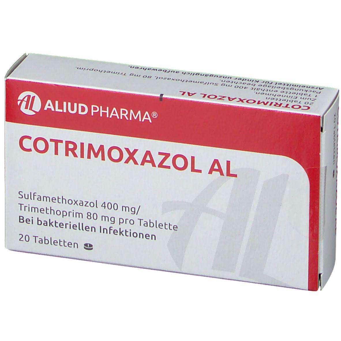Nebenwirkungen cotrimoxazol al forte COTRIMOXAZOL AL