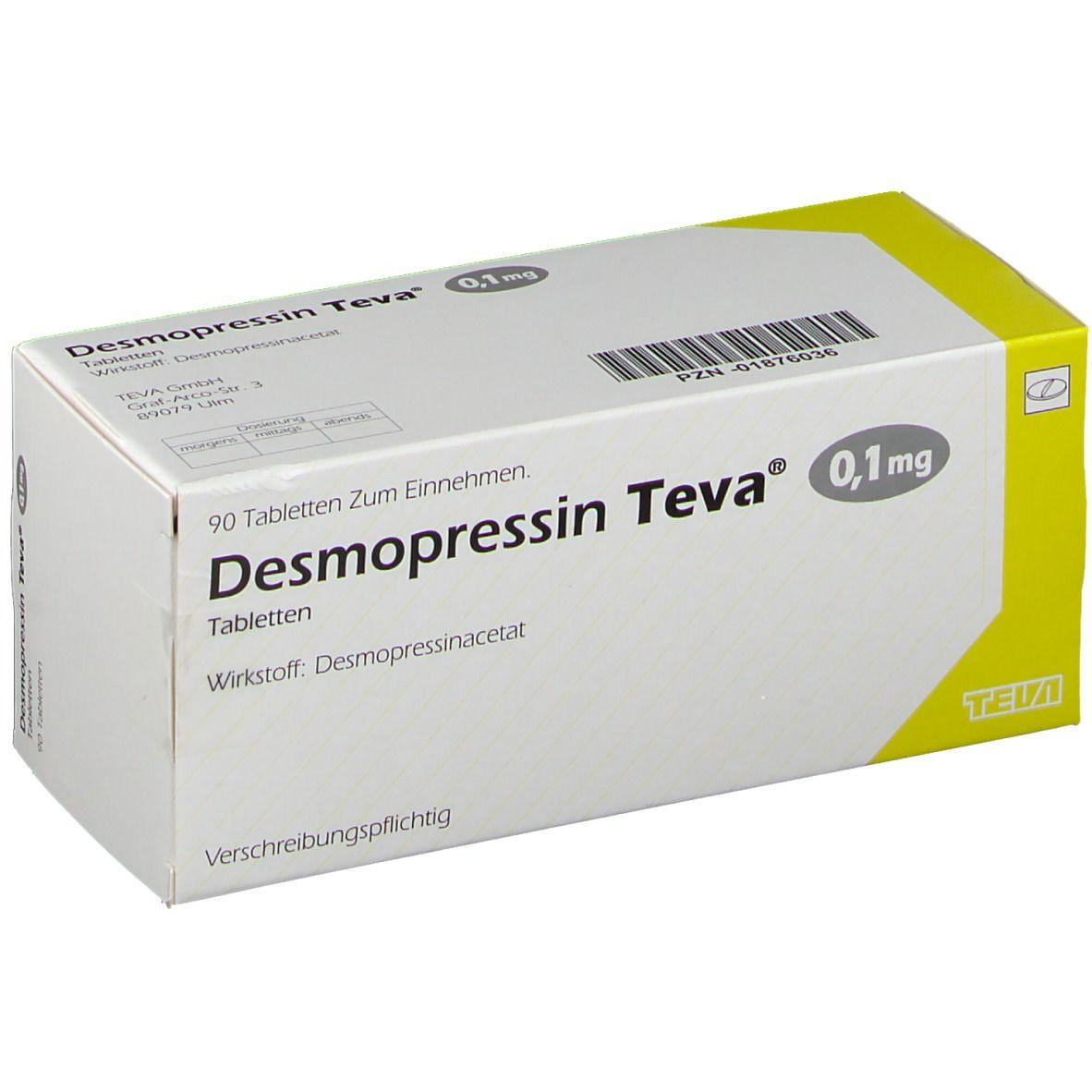 Desmopressiini