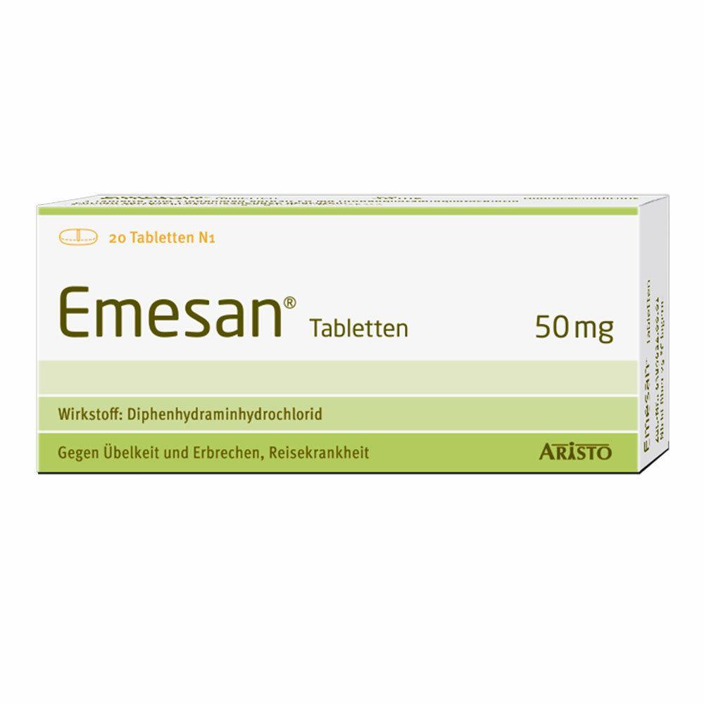 Emesan® Tabletten