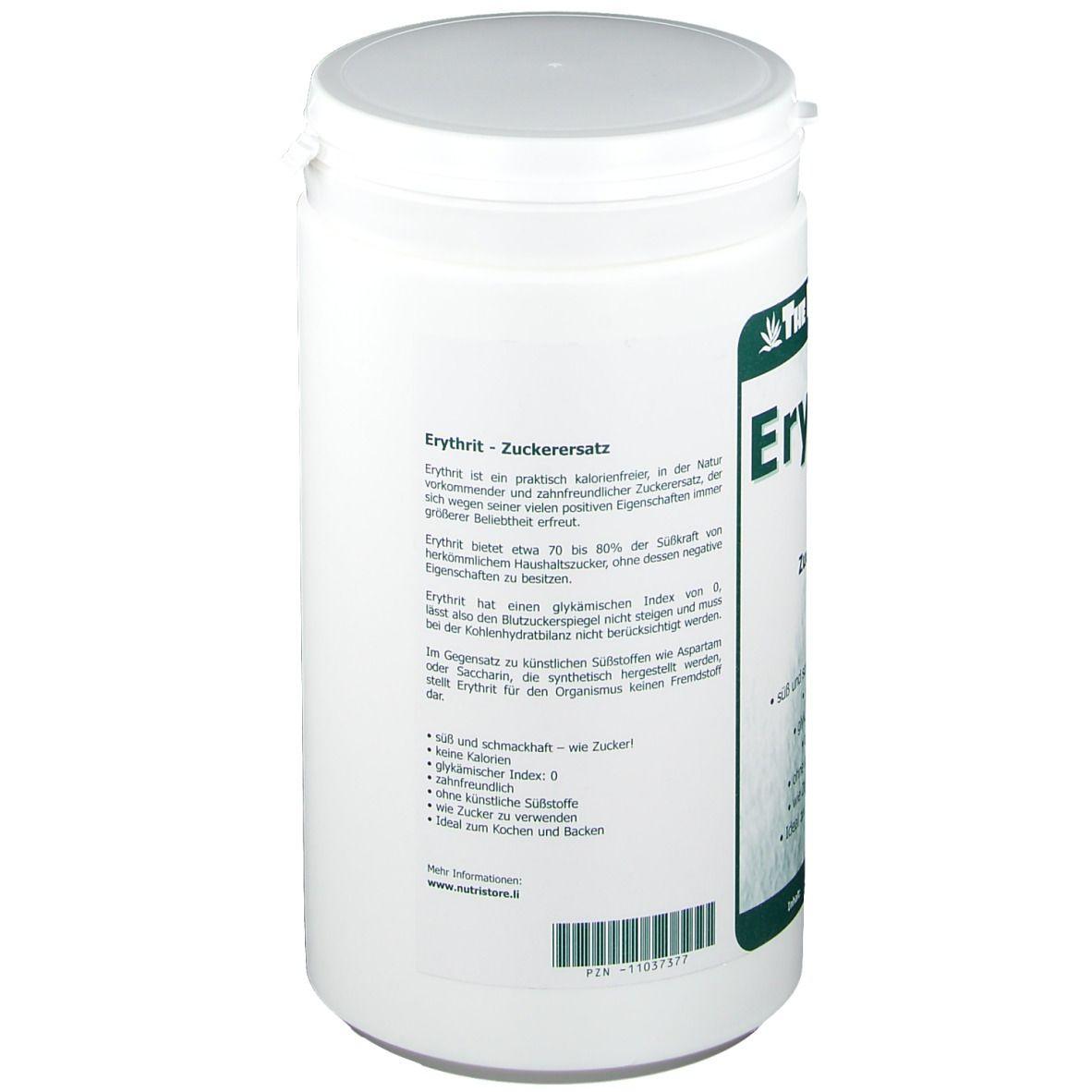 Zuckerersatz Erythrit