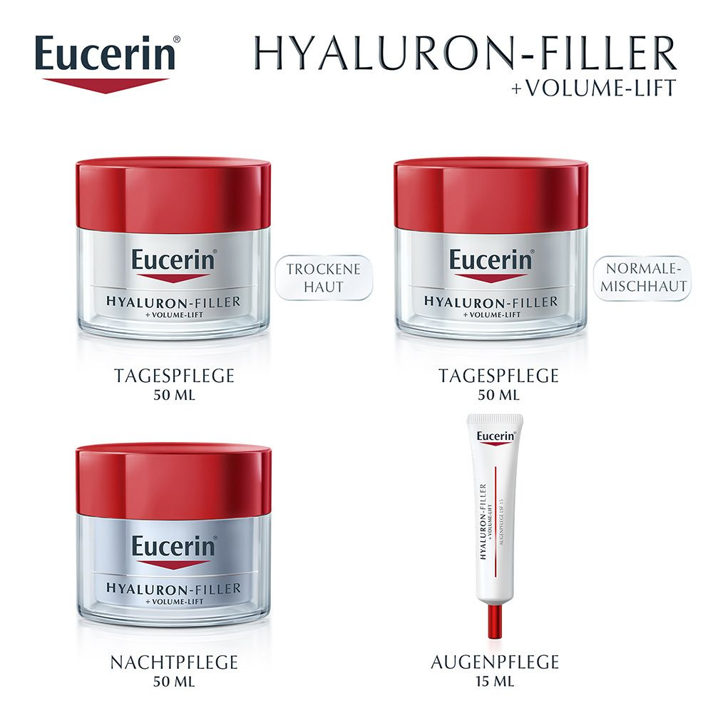 Eucerin® HYALURON-FILLER + VOLUME-LIFT Augenpflege