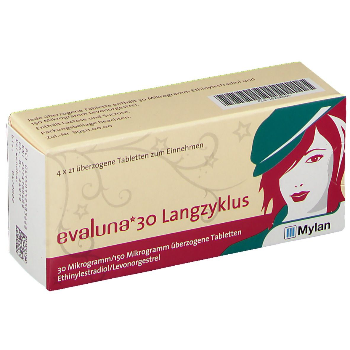 Nebenwirkungen evaluna 30 Serious adverse