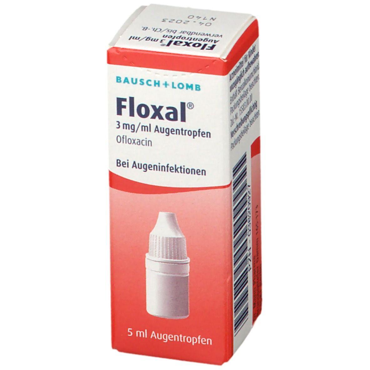 Floxal Baby