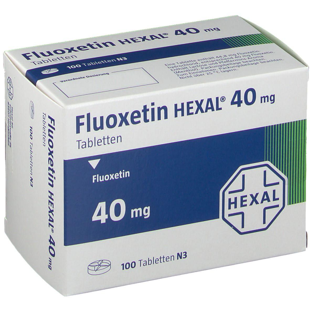 Wie man Fluoxetin zur Gewichtsreduktion einnimmt