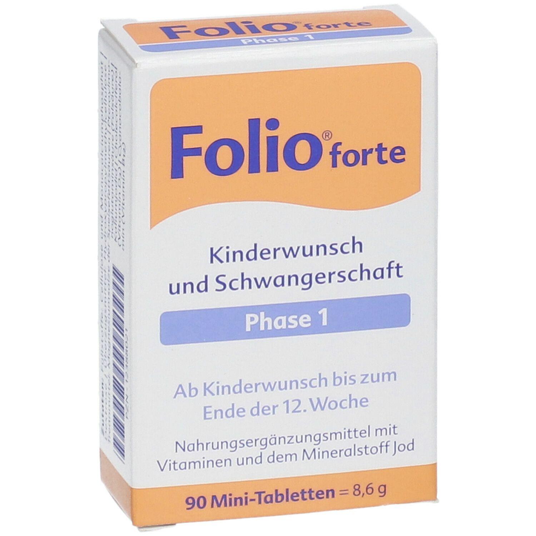 Folio Forte Bei Kinderwunsch Erfahrungen