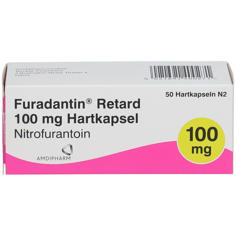 Antibiotika blasenentzündung nitrofurantoin