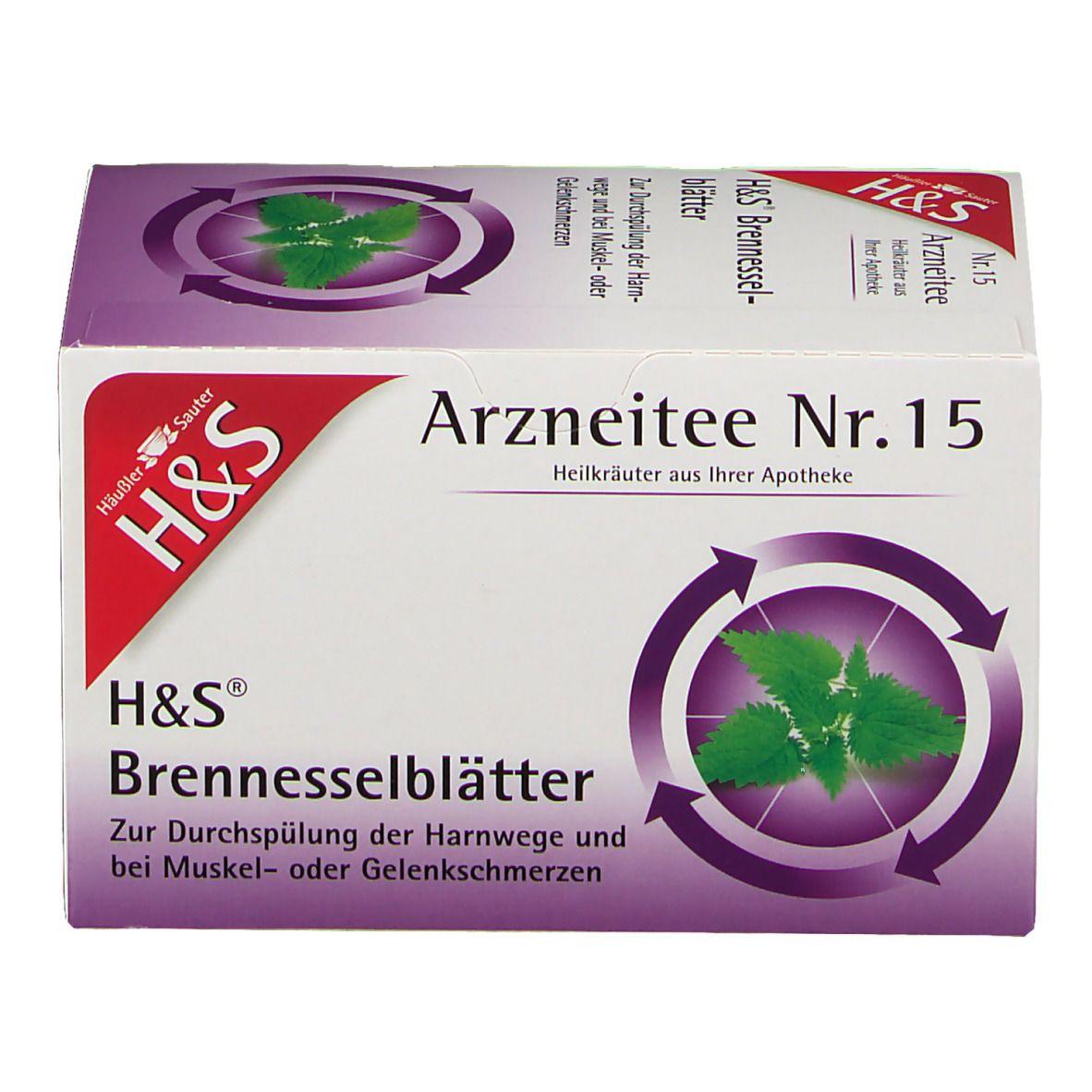 H&S Brennesselkraut Nr. 15