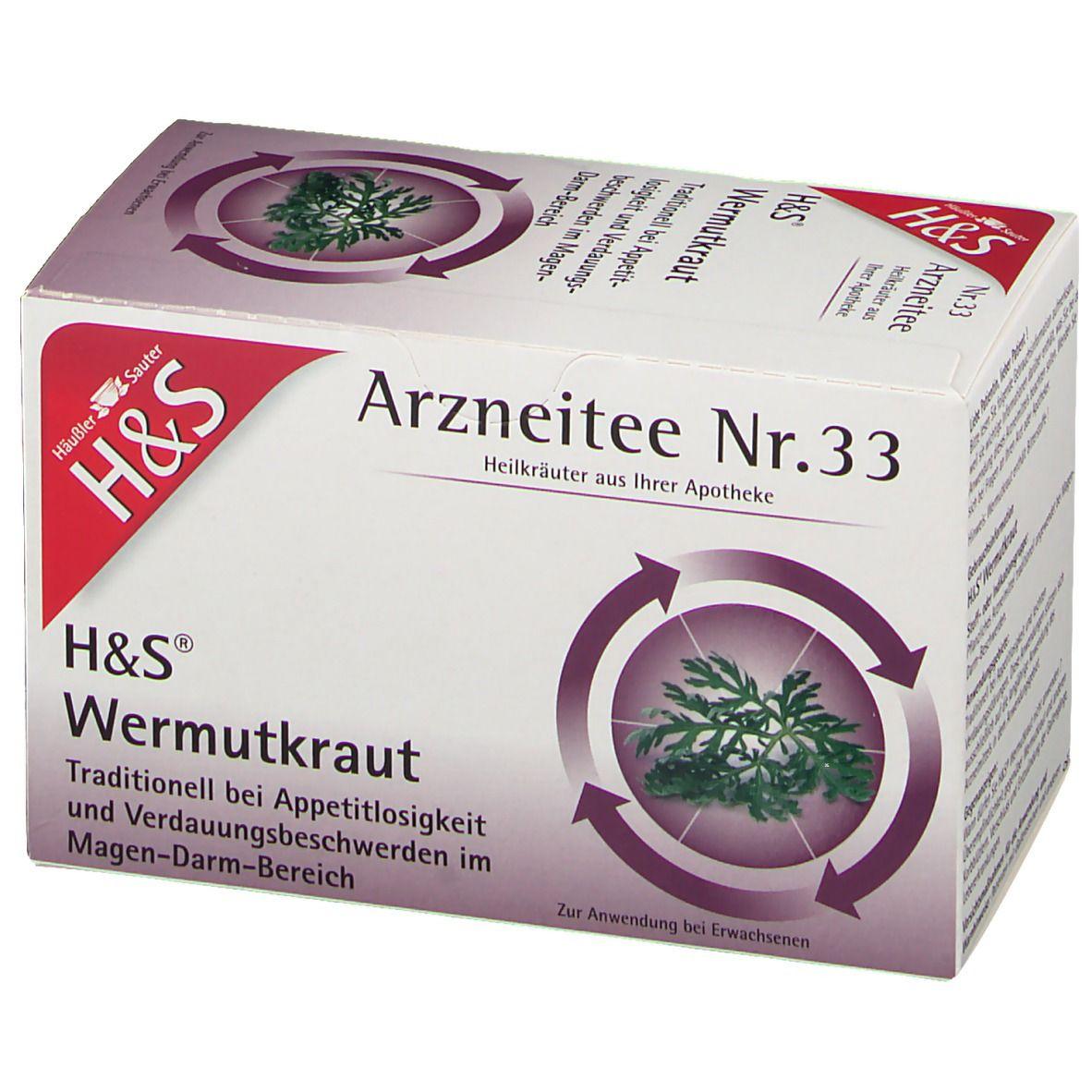 H&S Wermutkraut Nr. 33