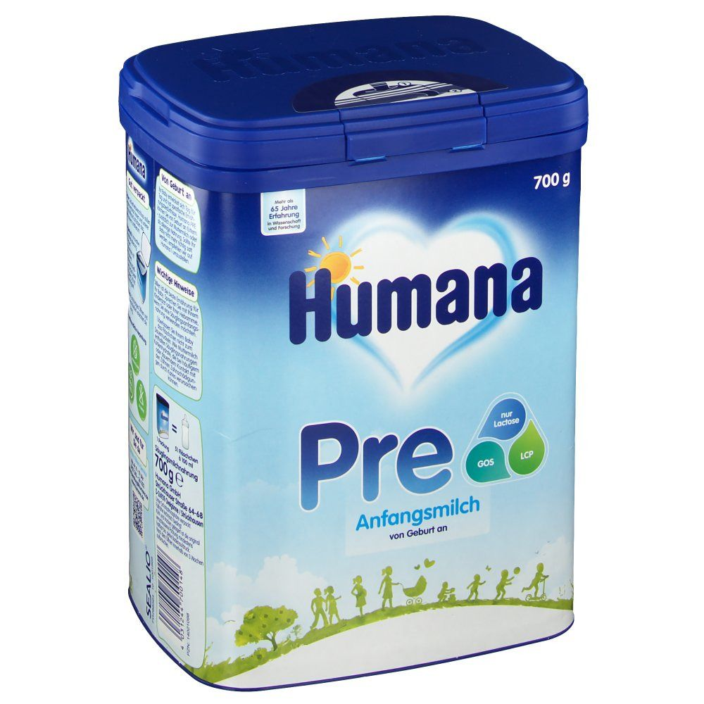 Humana Anfangsmilch PRE Pulver