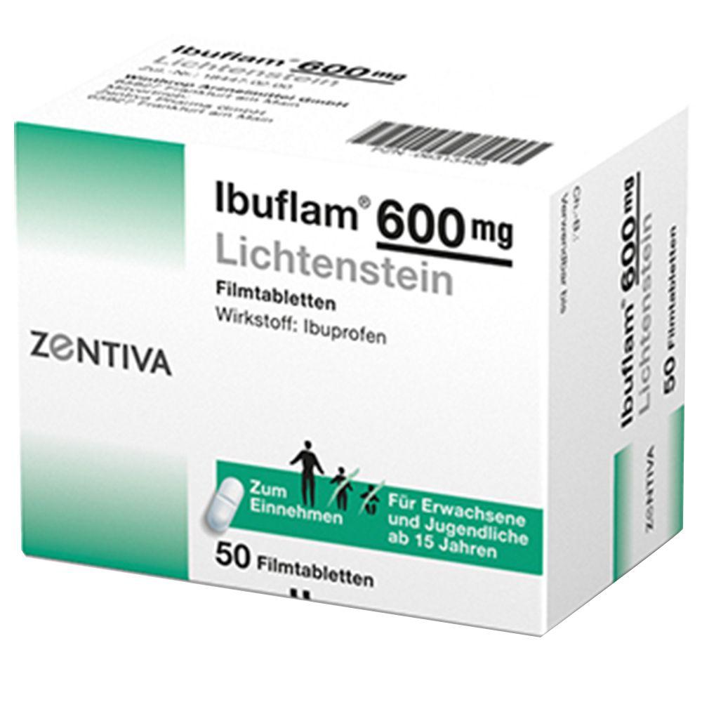 Ibuflam 600 Und Pille