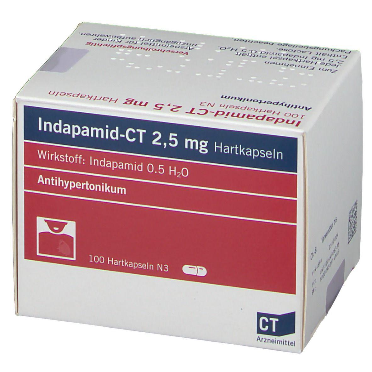 Indapamid  C 20,20 mg 20 St   shop apotheke.com