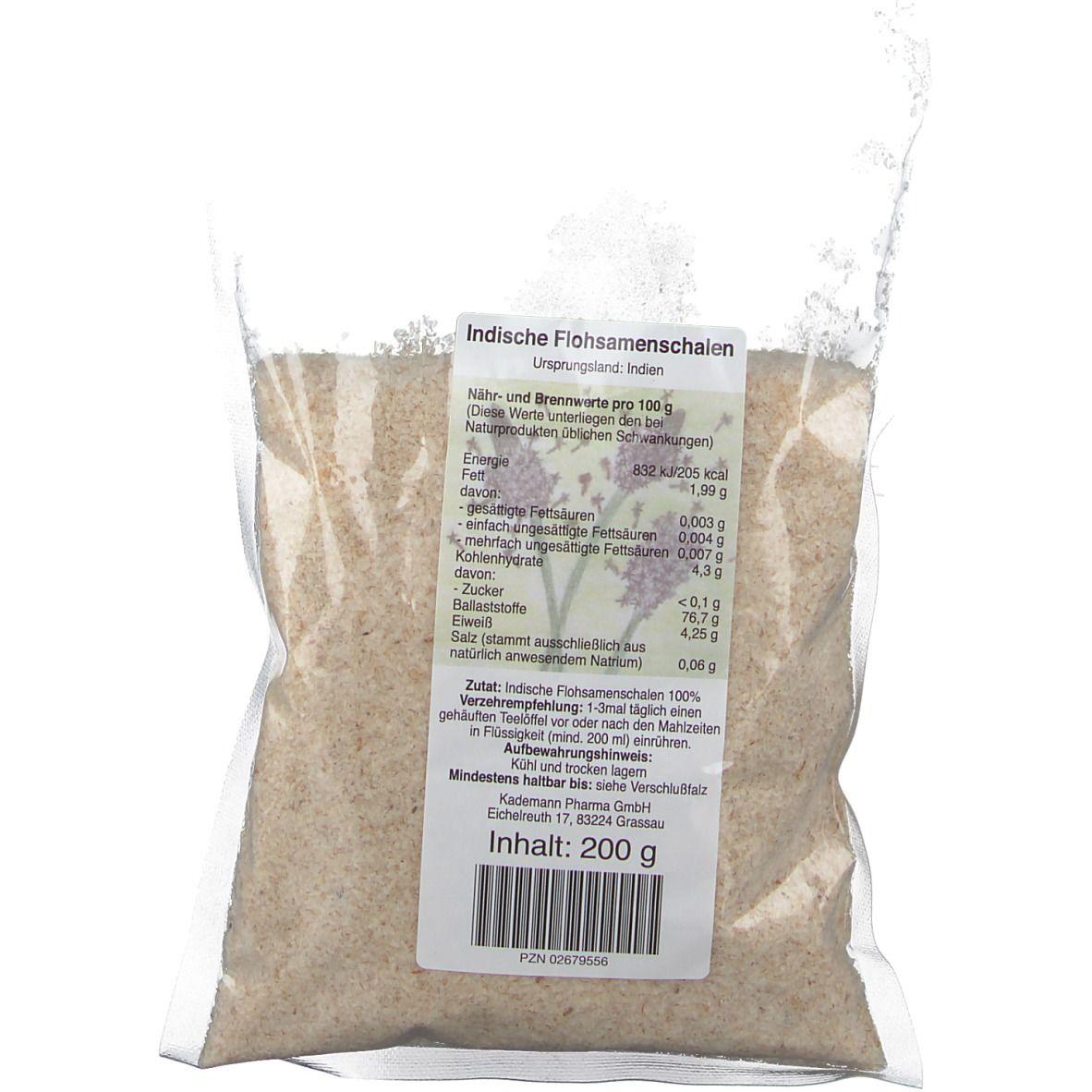 Indische Samen für Kontraindikationen zur Gewichtsreduktion