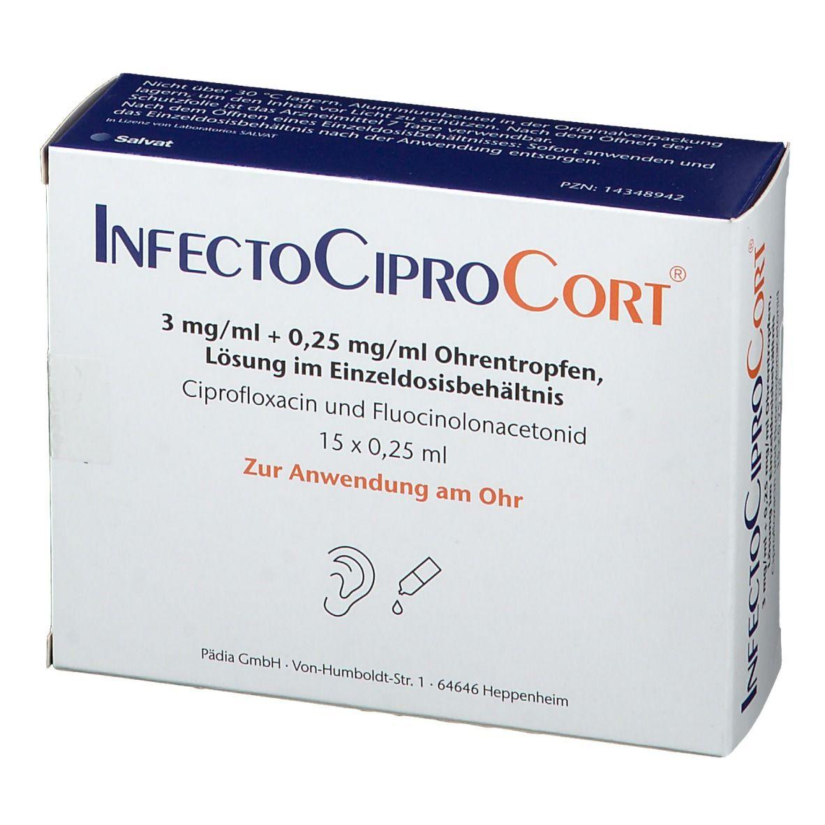 Infectociprocort ohrentropfen erfahrungen