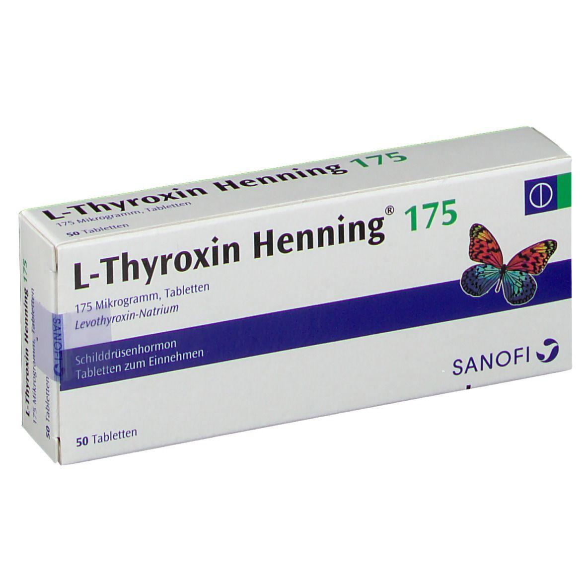 L Thyroxin 50 Abnehmen