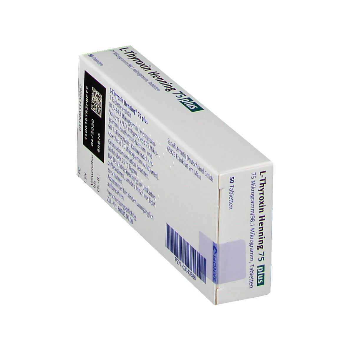 L Thyroxin 75 Abnehmen