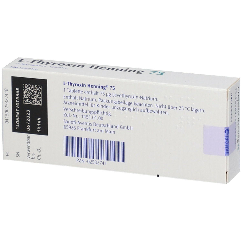 abnehmen mit l-thyroxin henning 50