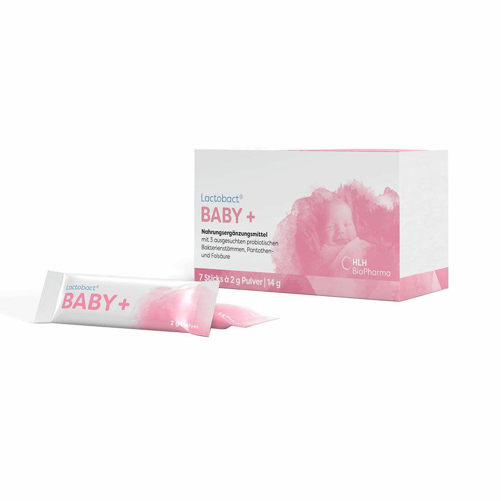 Lactobact Baby Erfahrungen