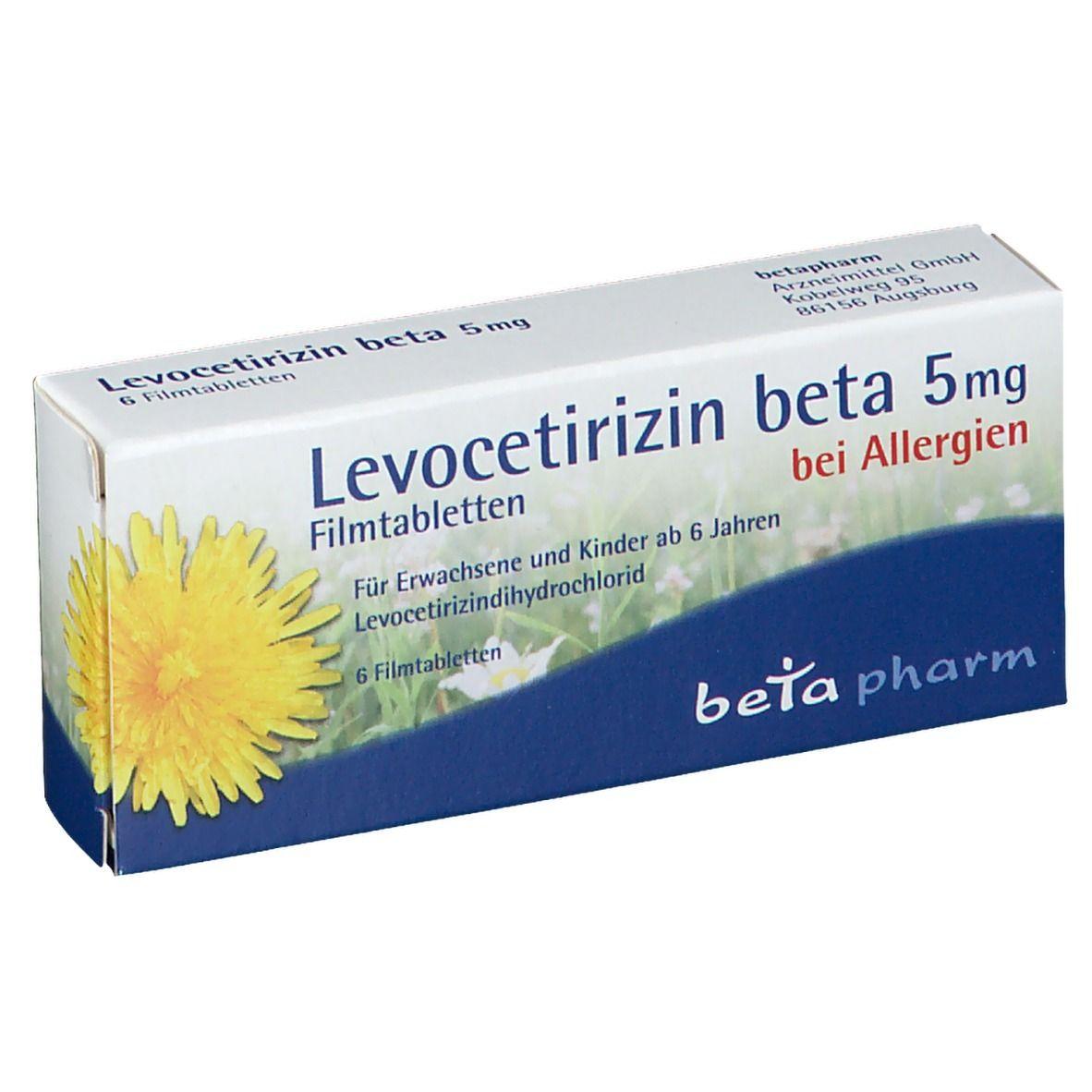 Erfahrungen levocetirizin Xyzal, Medikamentenberichte
