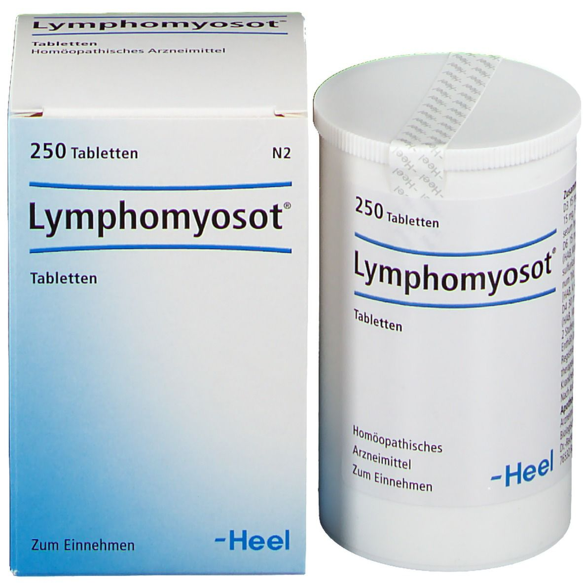lymphomyosot anwendung