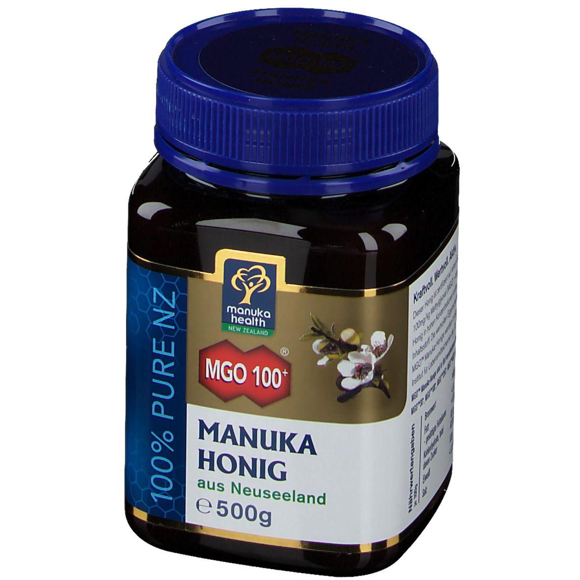 Manuka Honig Pickel