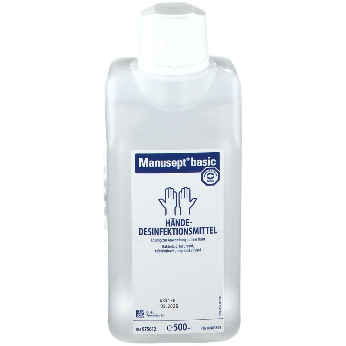 Desinfektionsmittel Rezept