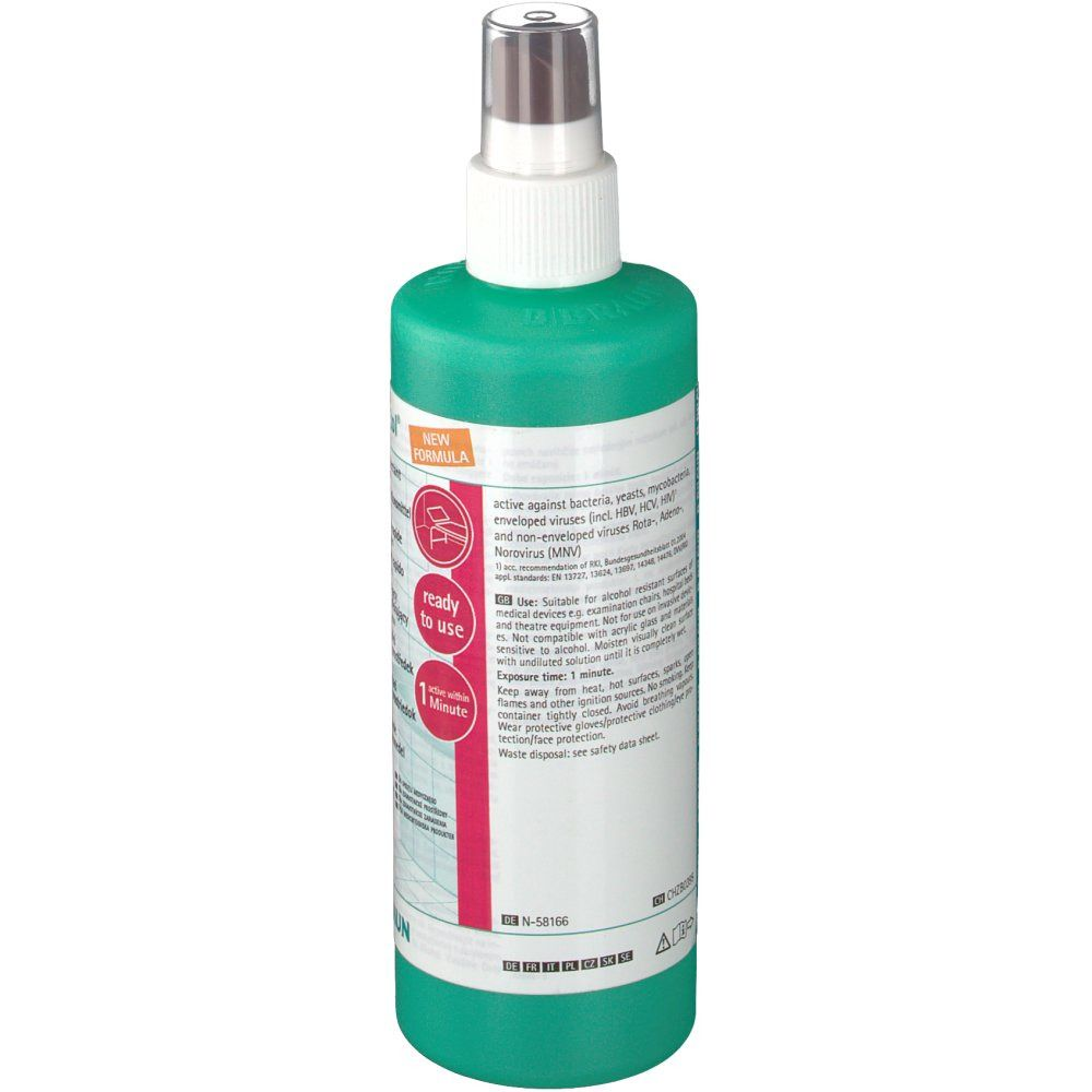 Meliseptol® New Formula Schnelldesinfektion Spray