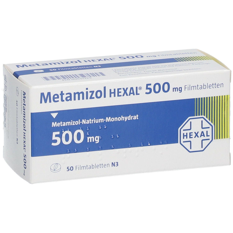metamizol natrium 500 mg