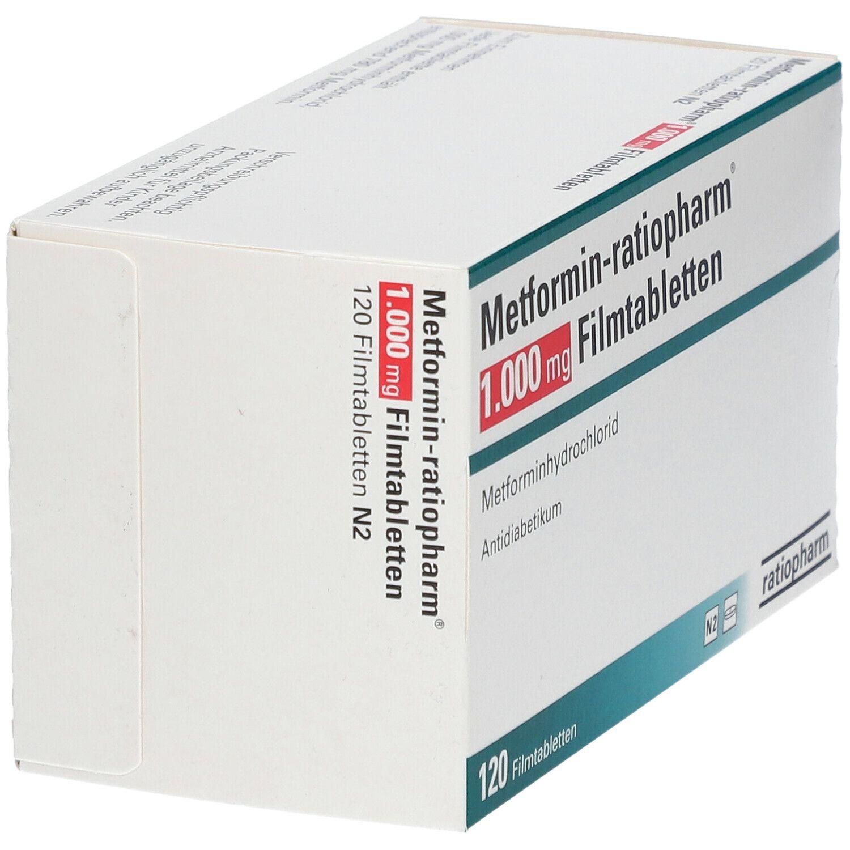 Metformin zum Abnehmen ohne Diabetes-Komplikationen