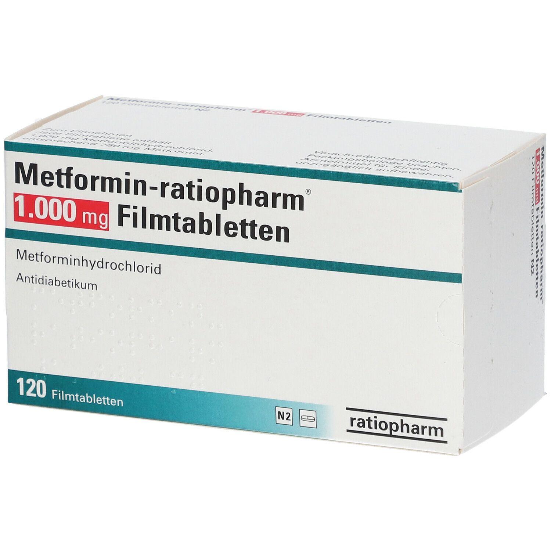 Metformin empfohlene Dosierung zur Gewichtsreduktion