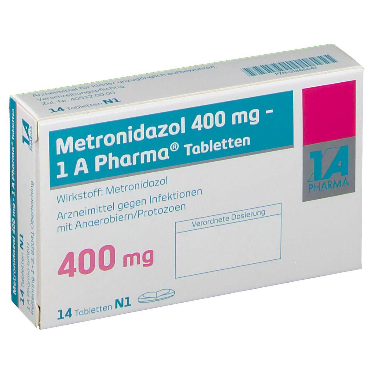 Простатит метронидазол мг можно ли пить мочегонное при простатите