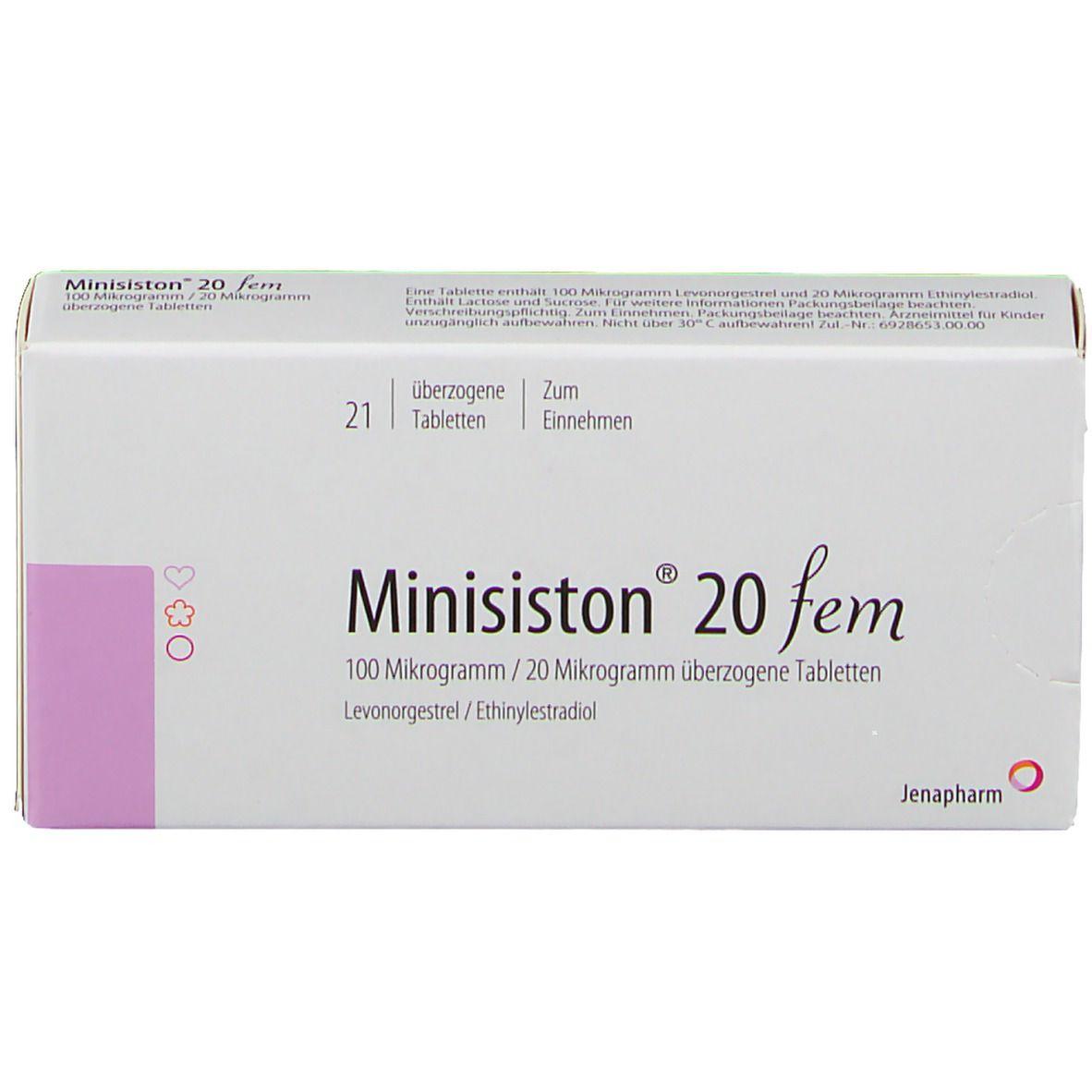Pille minisiston 20 fem