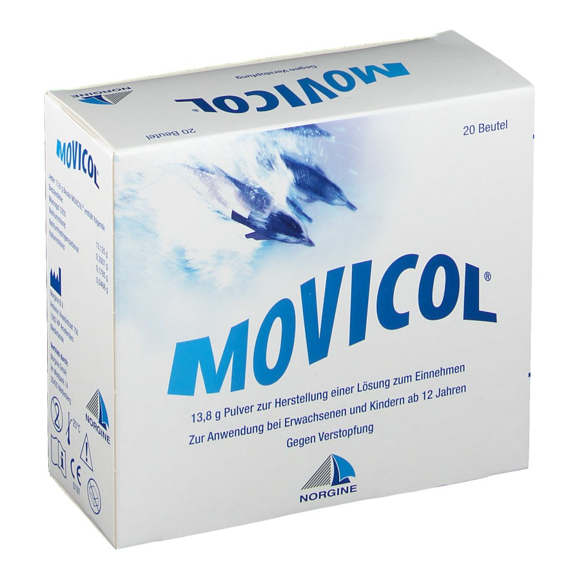 Gewichtsverlust durch Movicola