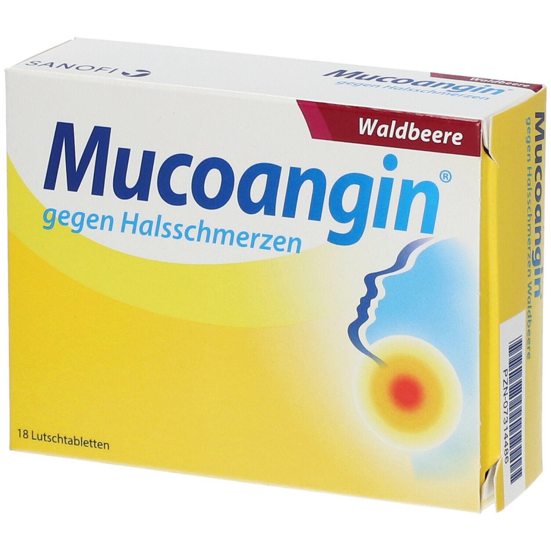 Mucoangin® Waldbeere 20 mg