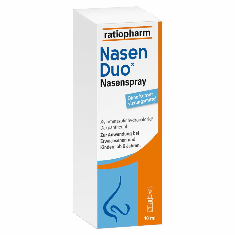 NasenDuo Nasenspray