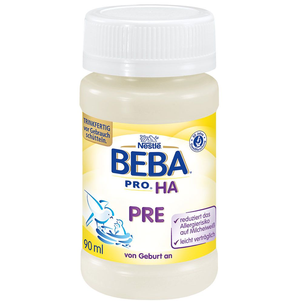 Beba Ha Pre Dosierung