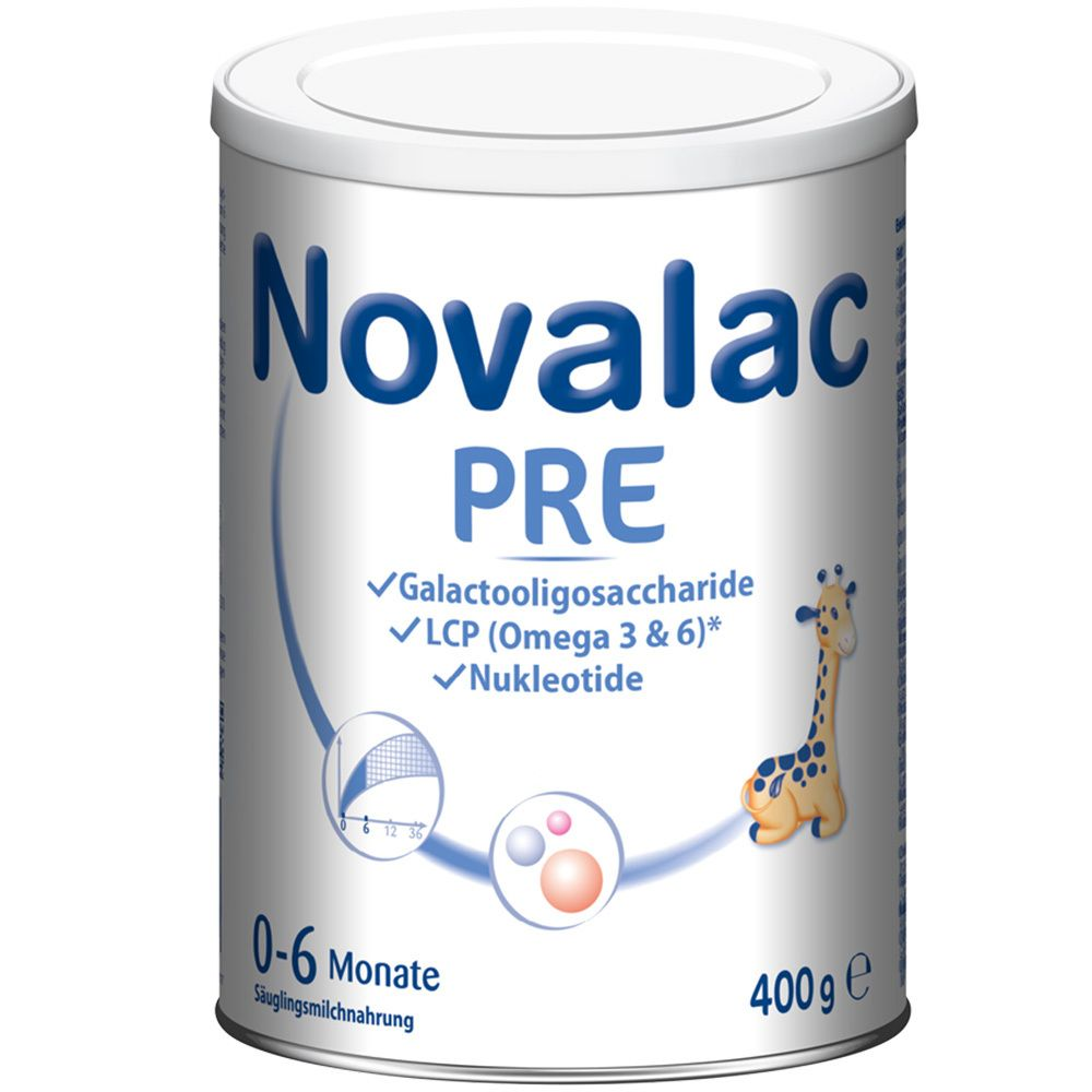 Novalac PRE Säuglingsmilchnahrung