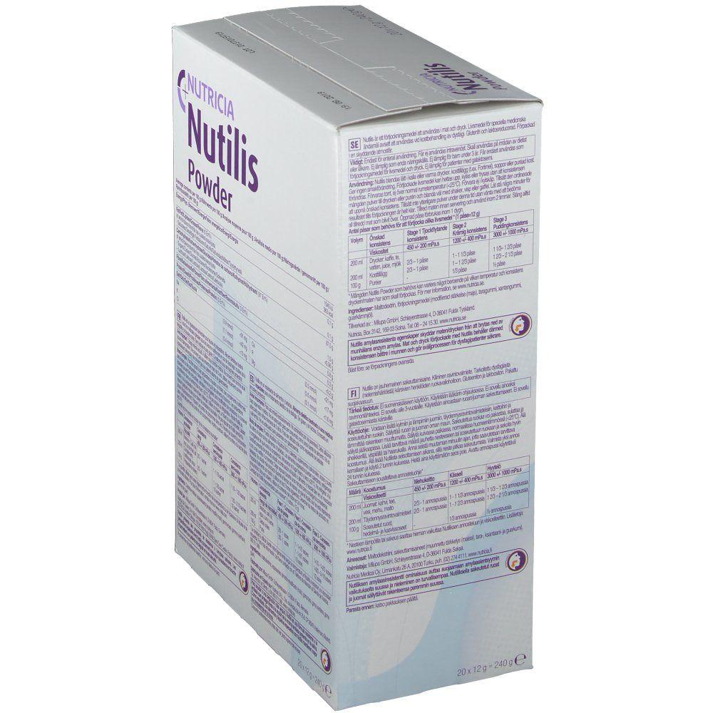 NUTILIS Powder Dickungspulver Sachet
