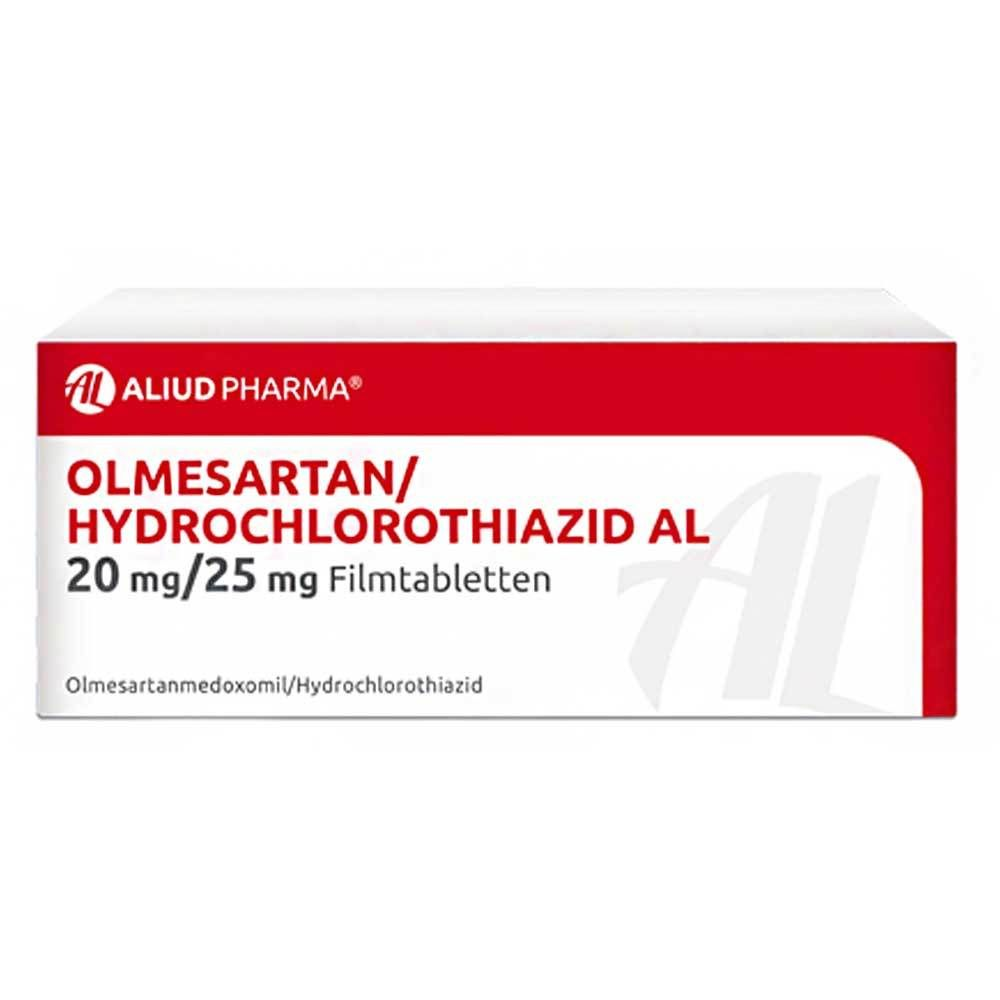 Hydrochlorothiazid 50 mg zur Gewichtsreduktion