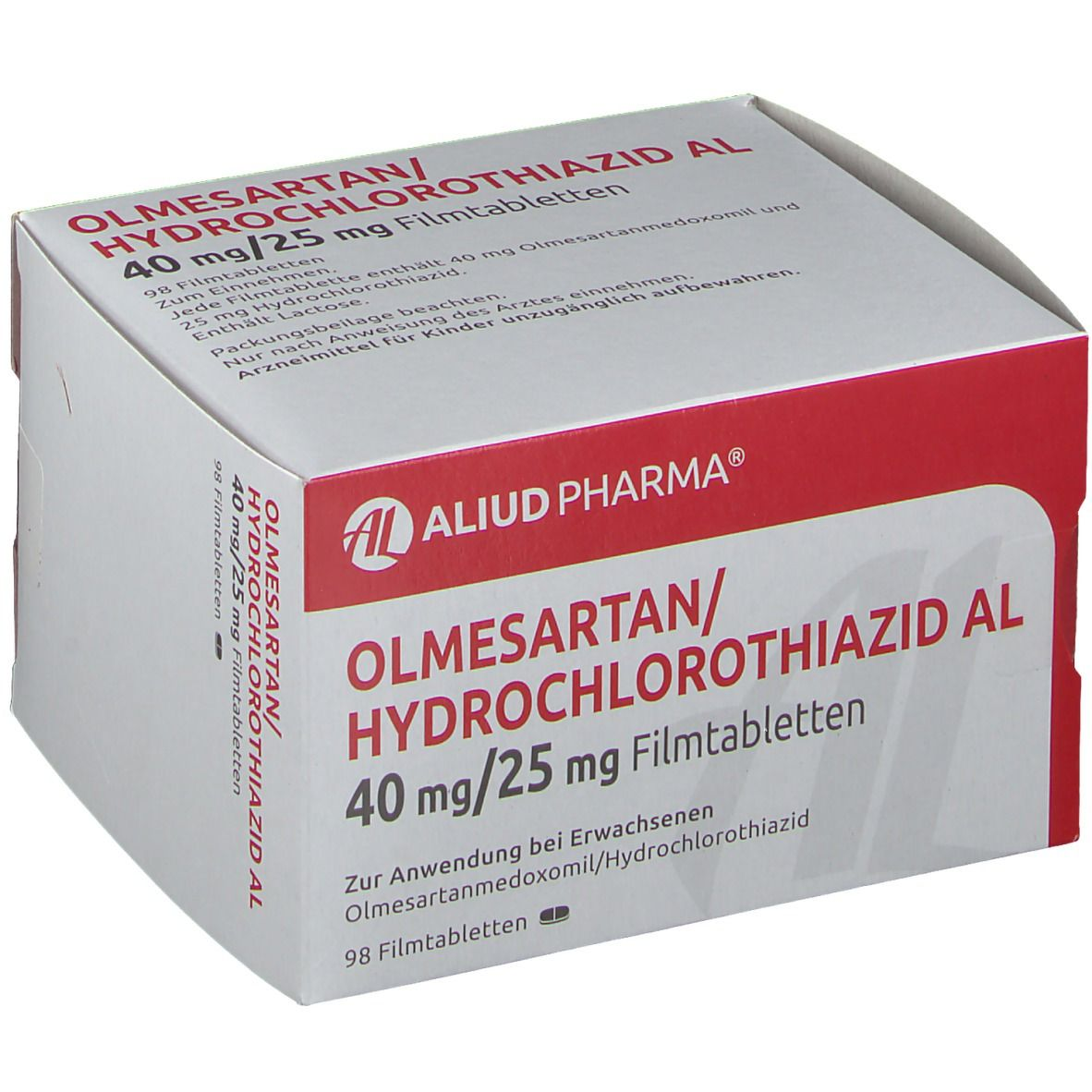 Ich kann Hydrochlorothiazid zur Gewichtsreduktion nehmen