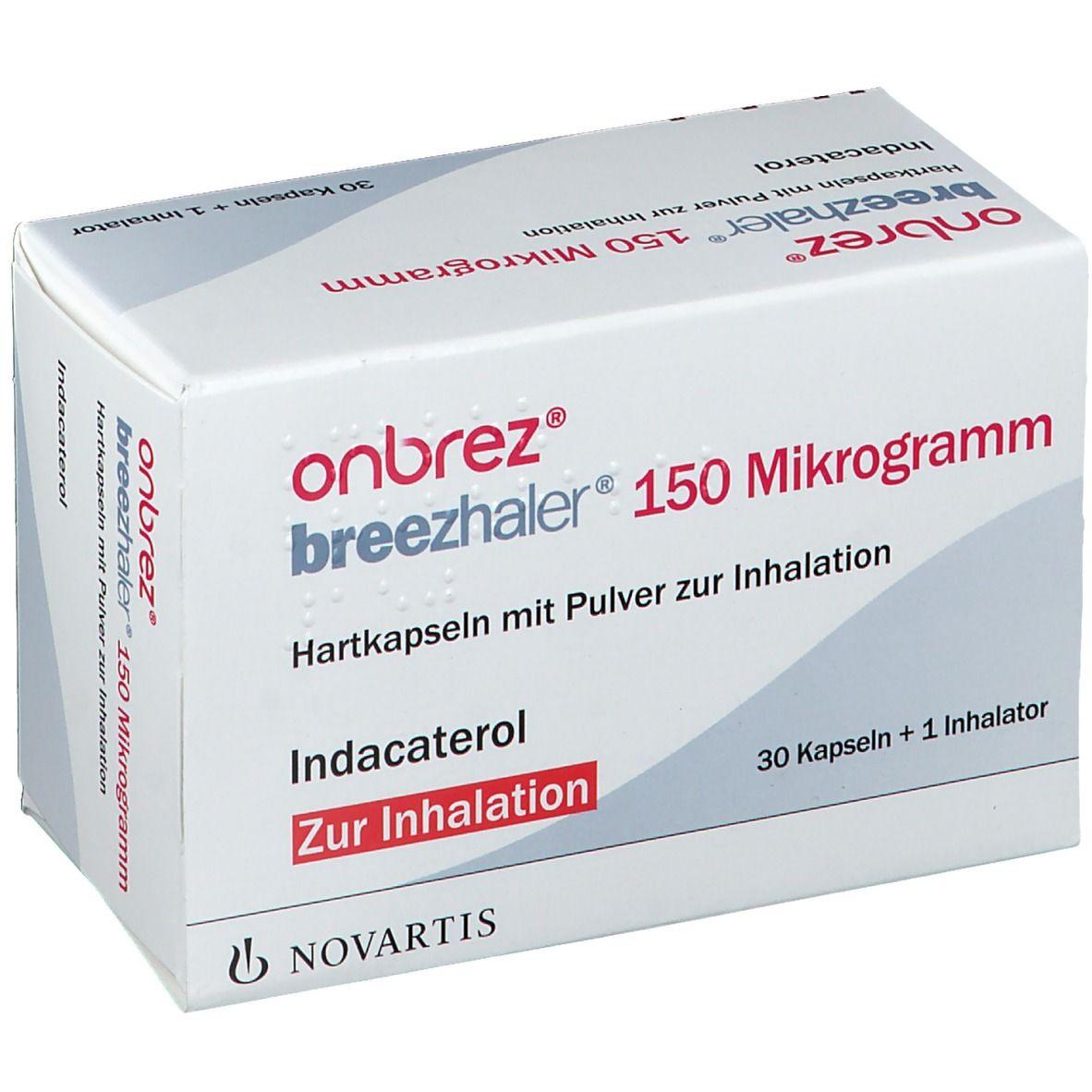 onbrez® breezhaler® 20 µg 20 St   shop apotheke.com