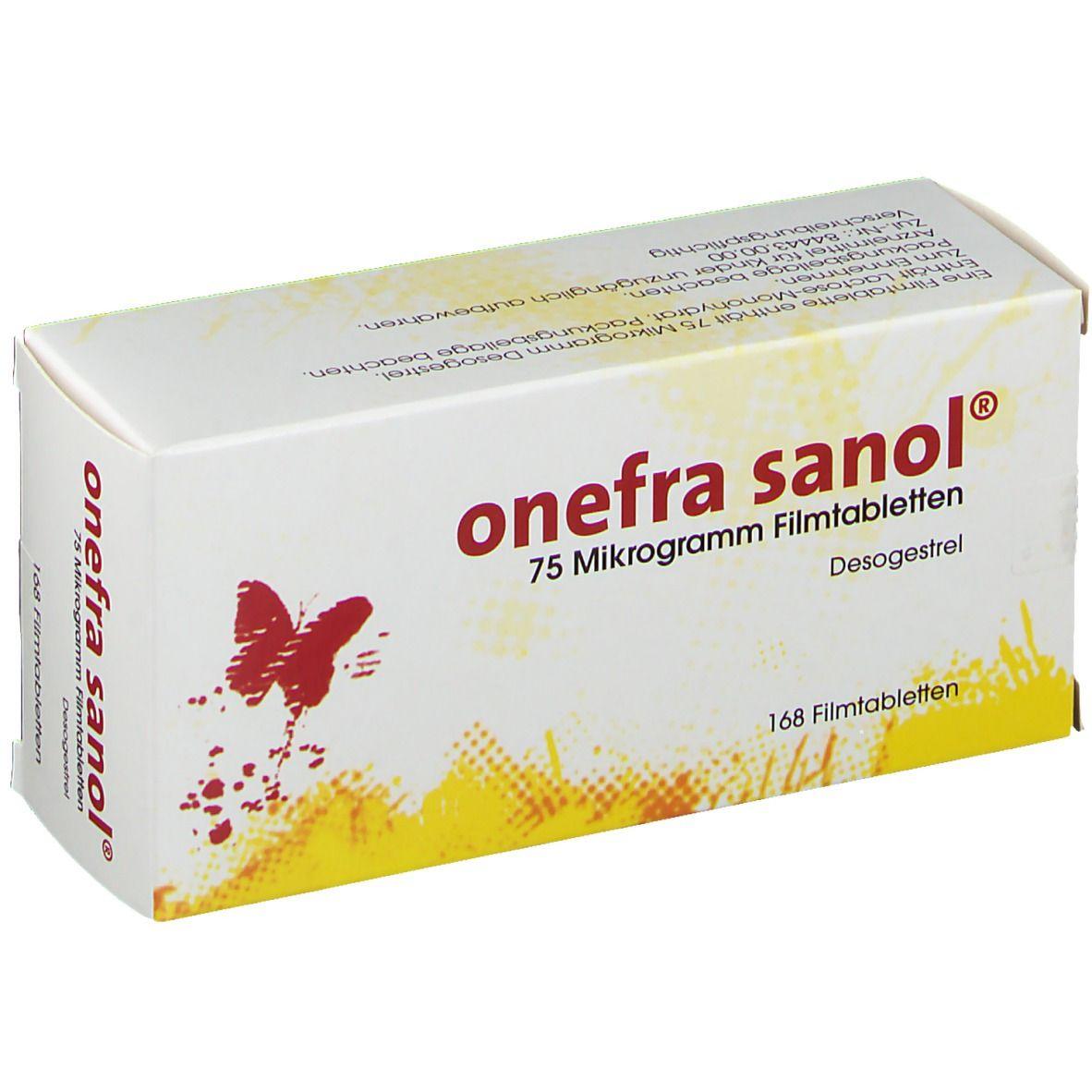 Onefra Sanol Erfahrungen