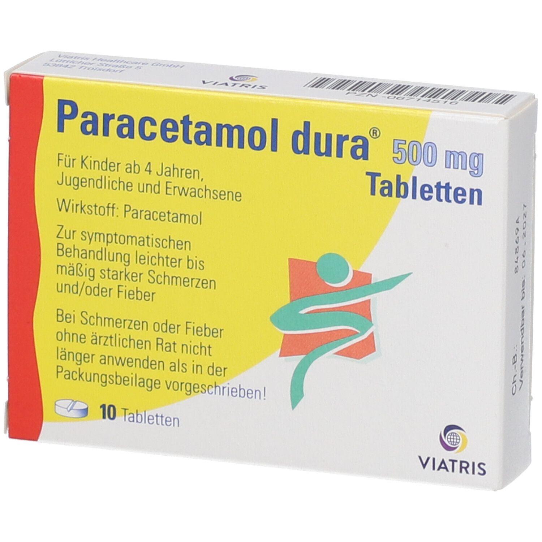 Paracetamol P 500
