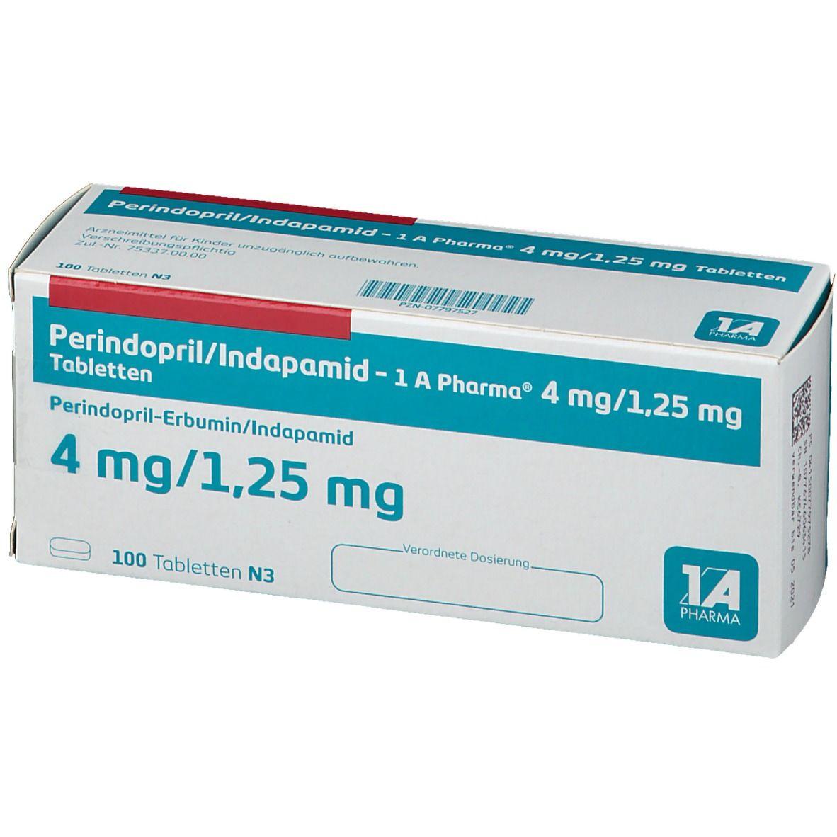 Perindopril/Indapamid   20 A Pharma® 20 mg/20,20 mg 2000 St   shop ...